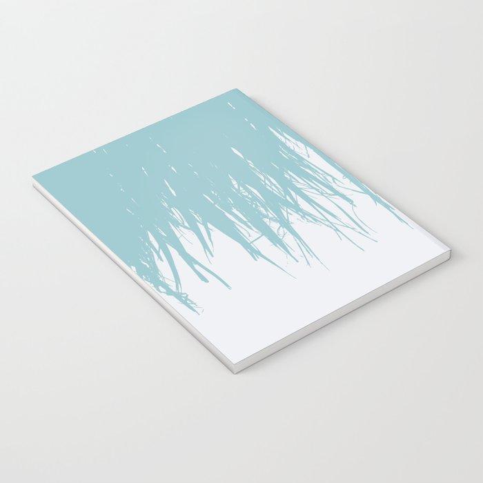 Fringe Salt Water Notebook