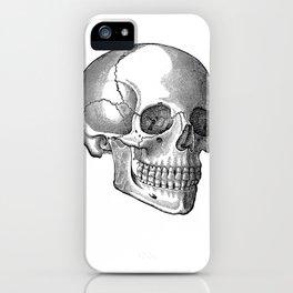 Skull 2 iPhone Case