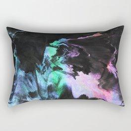 Effort to breathe Rectangular Pillow