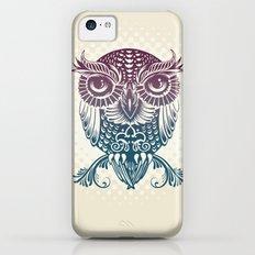 Baby Egyptian Owl iPhone 5c Slim Case
