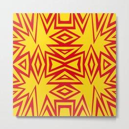 Firethorn - Coral Reef Series 012 Metal Print
