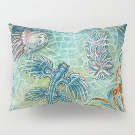 The Blue Dragon Pillow Sham