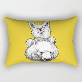 foxbear Rectangular Pillow