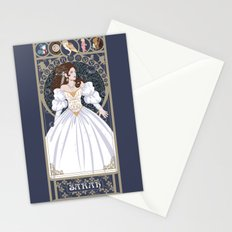 Sarah Nouveau - Labyrinth Stationery Cards