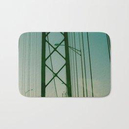 Pont du 25 avril, Lisbon Bath Mat