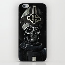 Ghost // Papa Emeritus iPhone Skin