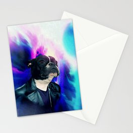 THE 9TH DOGTOR Stationery Cards