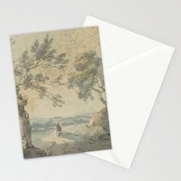 Landscape by Wallace Stationery Cards