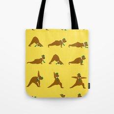 Yoga Bear - Classic Tote Bag