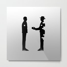 The Pursuit of Happyness Metal Print
