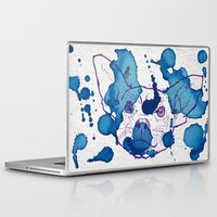 chihuahua Laptop & iPad Skins featuring Chihuahua by Magno Roi*