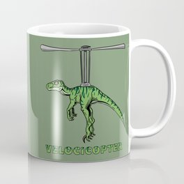 Velocicopter Coffee Mug