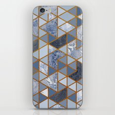 Abstract marble iPhone Skin