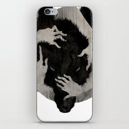 Wild Dog iPhone Skin