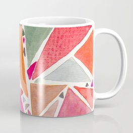pink 6 de pique - SIX of spades Coffee Mug
