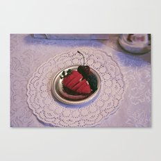 A Plate of Fruit, Please. Canvas Print