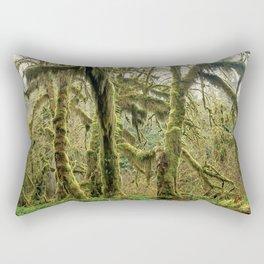 Hall Of Mosses Rectangular Pillow