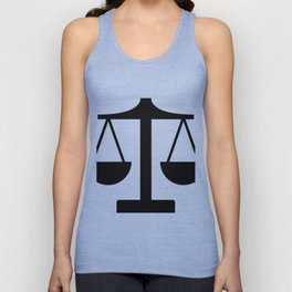 weight scale Unisex Tank Top