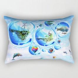 Realms Rectangular Pillow