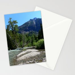 Serene Nature Stationery Cards