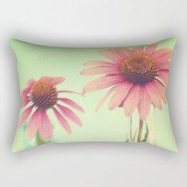 The Coneflowers III Rectangular Pillow
