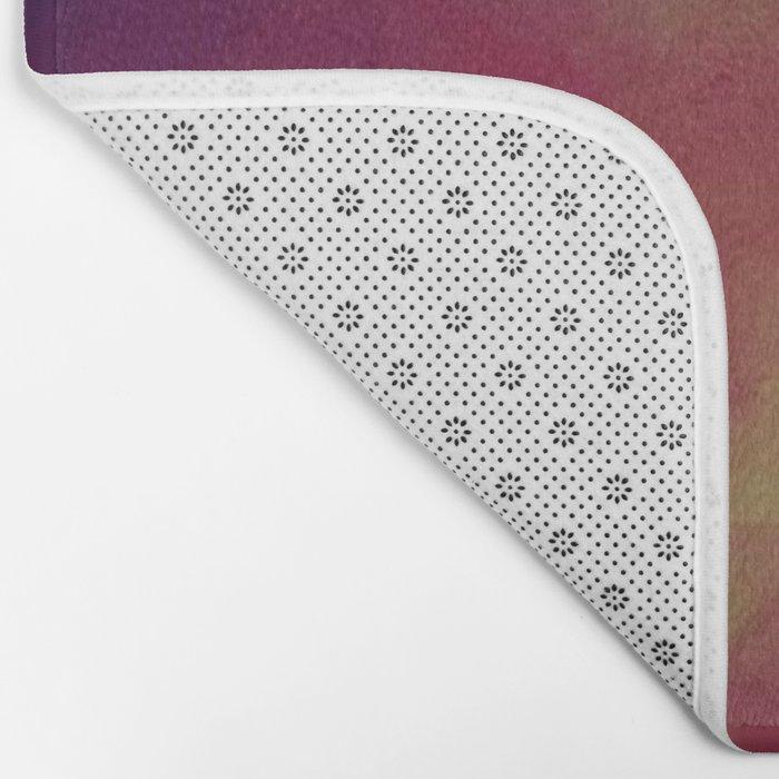 Jelly Pixel Bath Mat