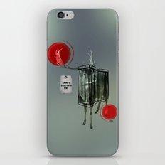 Nightswim iPhone & iPod Skin