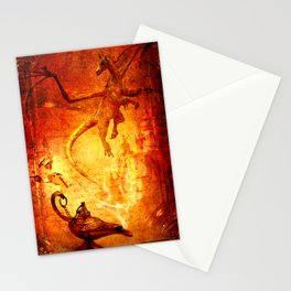 Once Upon A Time Fairy Tale  Stationery Cards