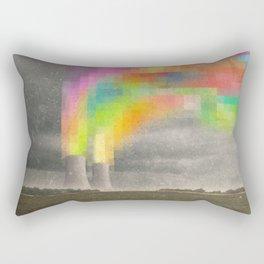 Atomic Peace Rectangular Pillow