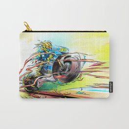 Vai Vale! Carry-All Pouch