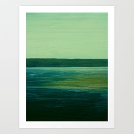 Landscape ~ Sea Art Print