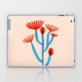 Blooming Cactus Laptop & iPad Skin
