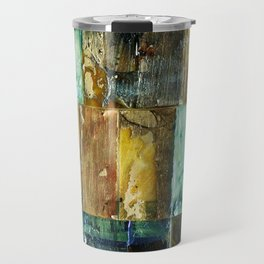 Strip Search Detail #2 Travel Mug