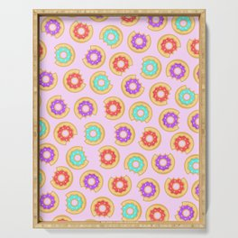 Donut Party Serving Tray