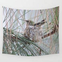 Pine Veil Nesting Wall Tapestry