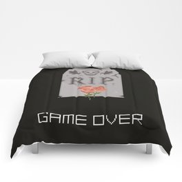 Game Over. Comforters
