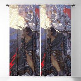 Berserker Armor Blackout Curtain
