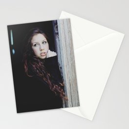 Darkness the light. Stationery Cards