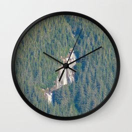 Mountain Falls - 1 Wall Clock