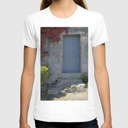 Blue door French Riviera T-shirt