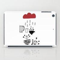 calendar iPad Cases featuring CALENDAR 2014 by Maruša Novak