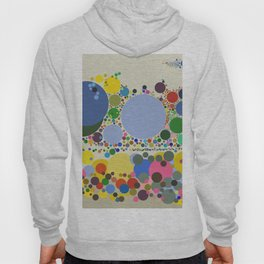 Abstract Composition 419 Hoody