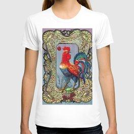 Provencal cock 2 T-shirt