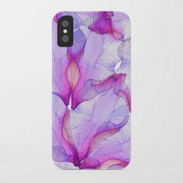Petals 2 iPhone Case