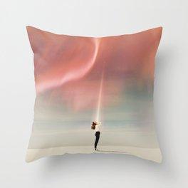 In Reach Throw Pillow