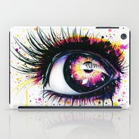 """pixies iPad Cases featuring """"Follow me into wonderland"""" by PeeGeeArts"""