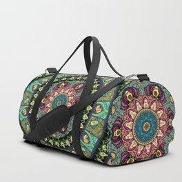 Avocado Yoga Medallion Duffle Bag