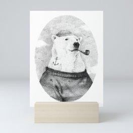 Onto the Shore Mini Art Print