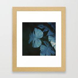 Monstera in Paris Framed Art Print
