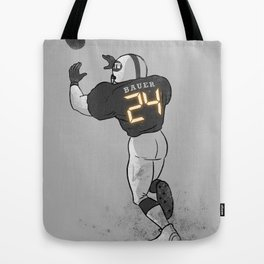 Number Twenty Four Tote Bag